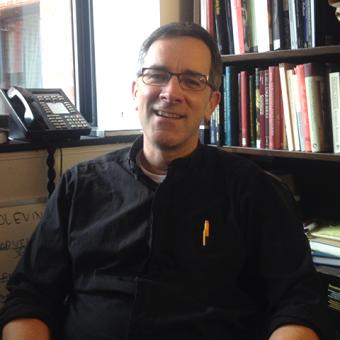 Fr. David Collins, S.J.